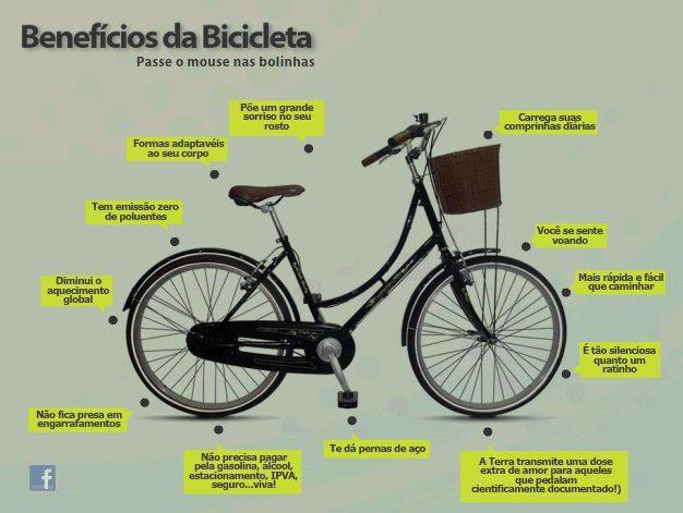 Niña Feliz Andar En Bicicleta: Benefícios De Andar De Bicicleta