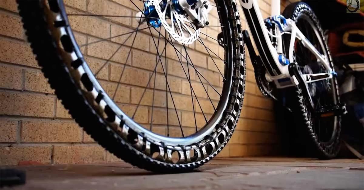 Rodas Sem Ar Para Bicicleta