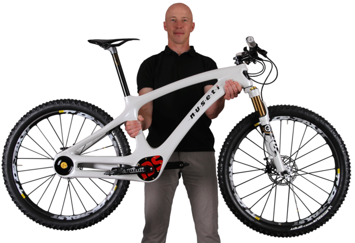 Nuseti - The Mountain Bike of the Future