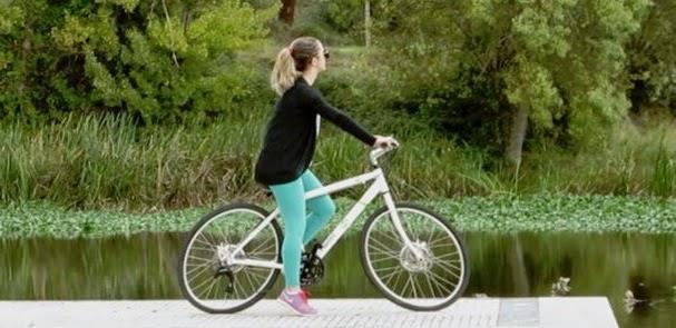 ELIP, Bicicleta de Rodas Ovais (1)
