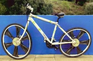 ELIP, Bicicleta de Rodas Ovais (2)