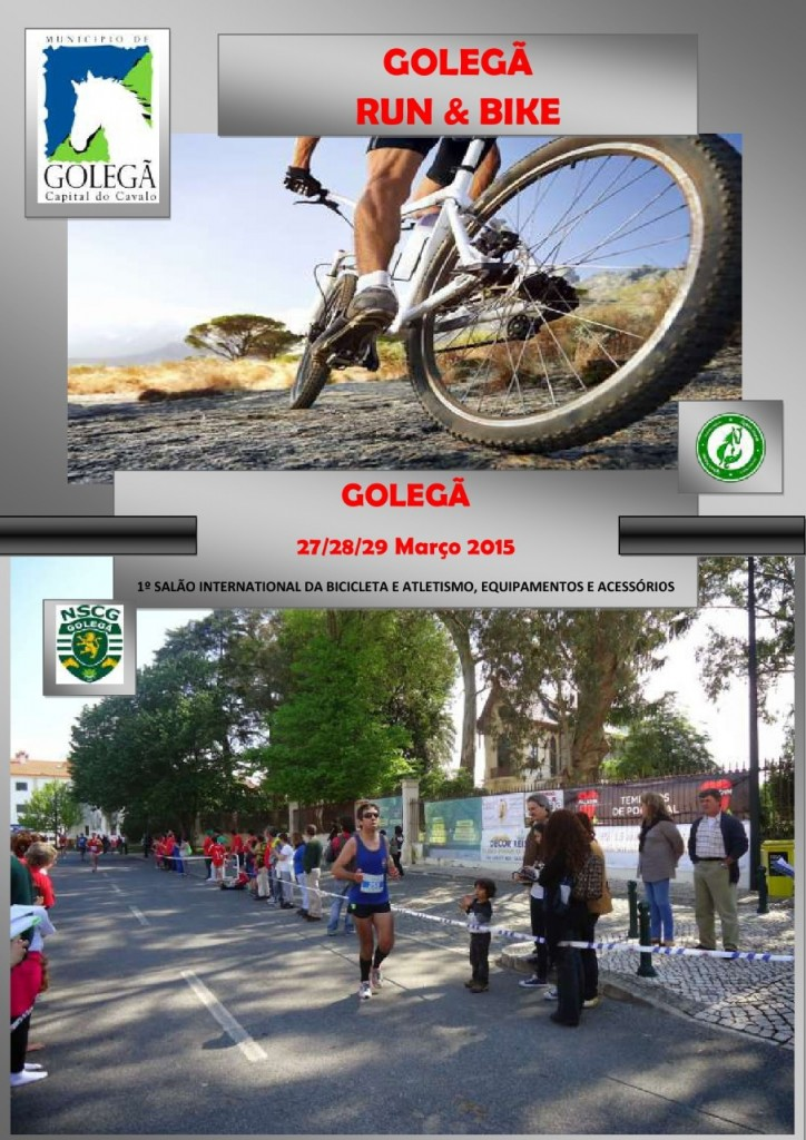 1º Golegã Run & Bike