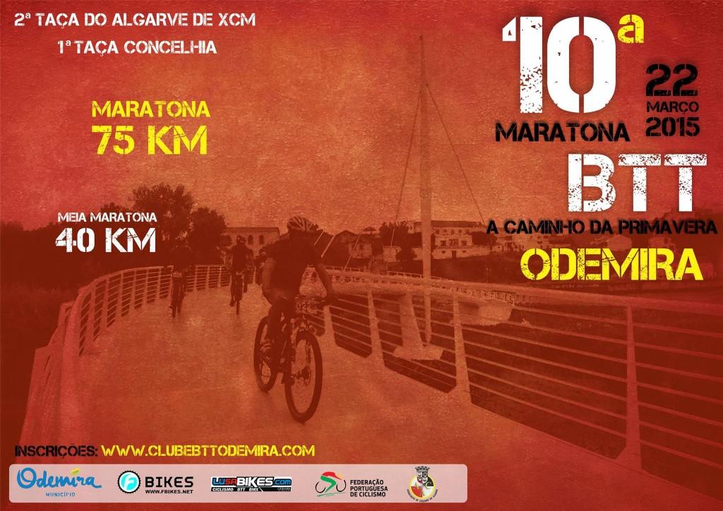 10º Passeio Maratona A Caminho da Primavera Odemira 1