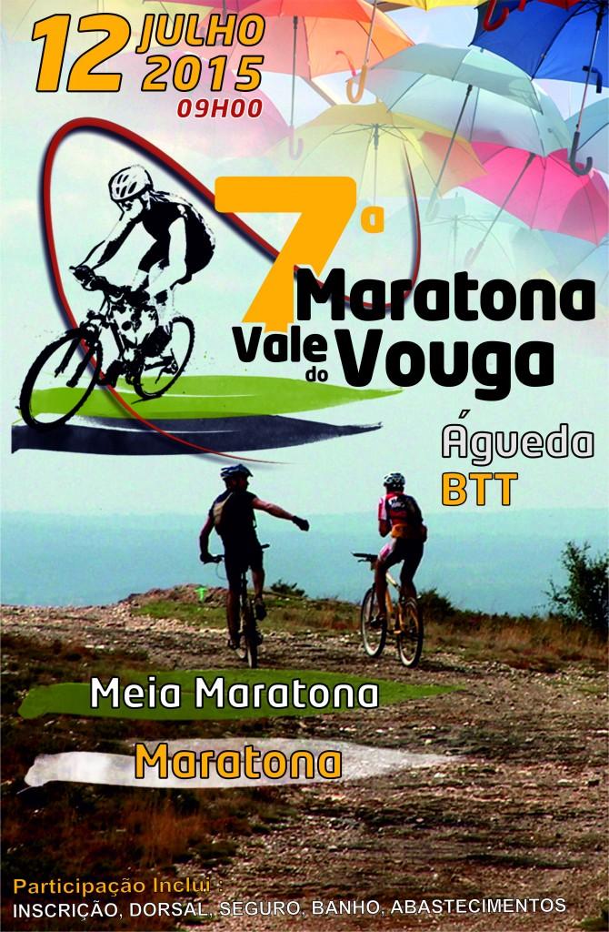7ª Maratona BTT Vale do Vouga
