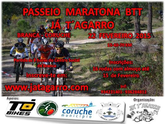 7ª Maratona Já T Agarro