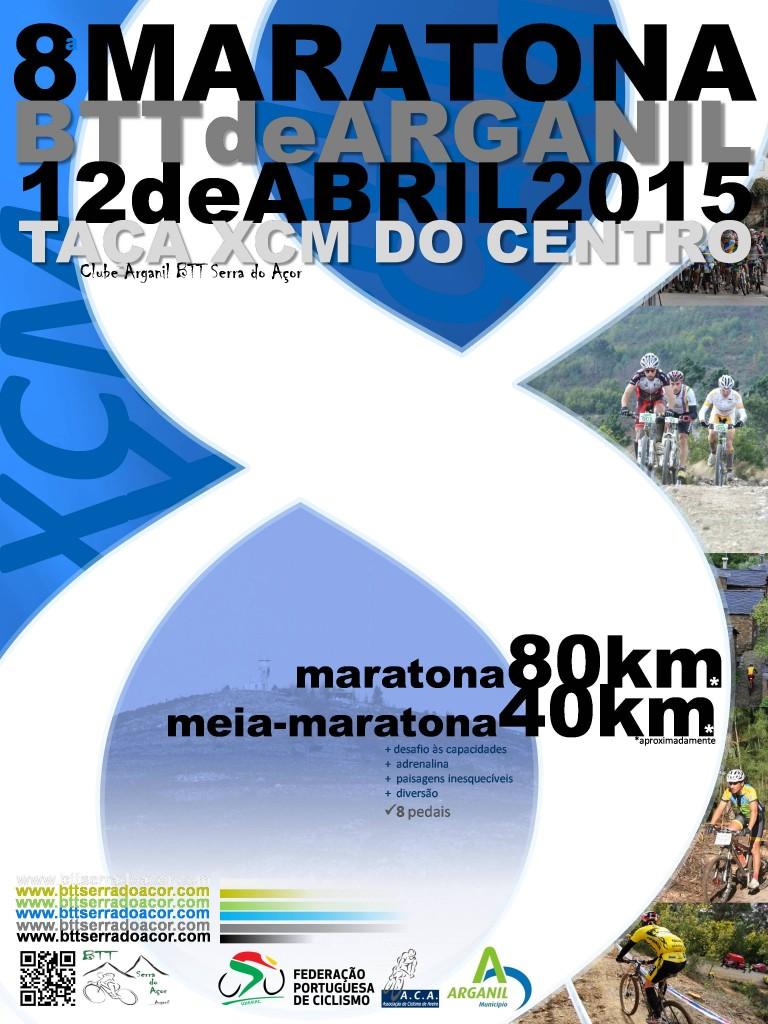 8ª Maratona BTT de Arganil