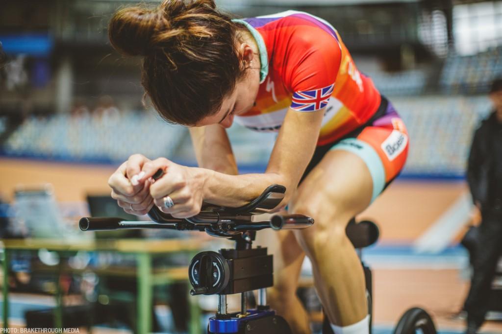 Boels-Dolmans - Valencia Velodrome 2014