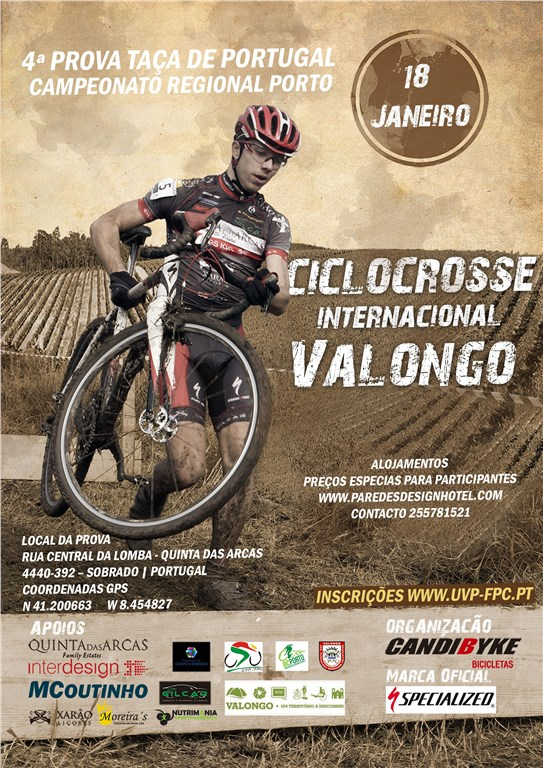 Ciclocrosse Internacional de Valongo