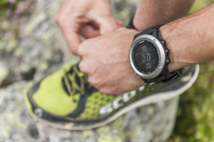 Garmin fenix 3 action