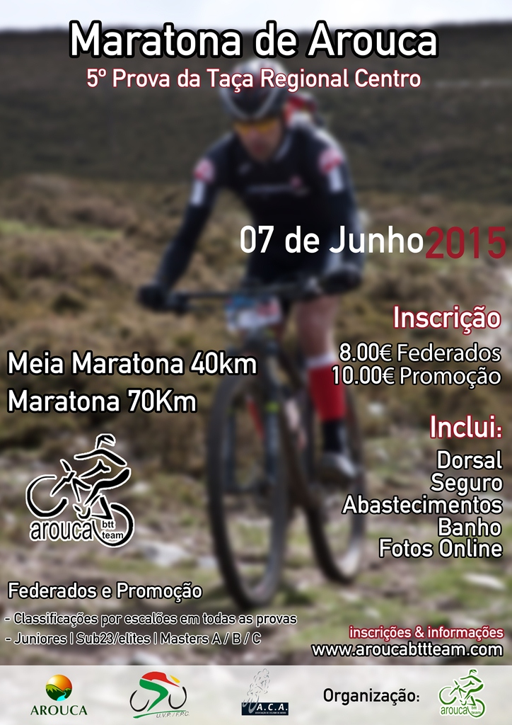 Maratona de Arouca 2015