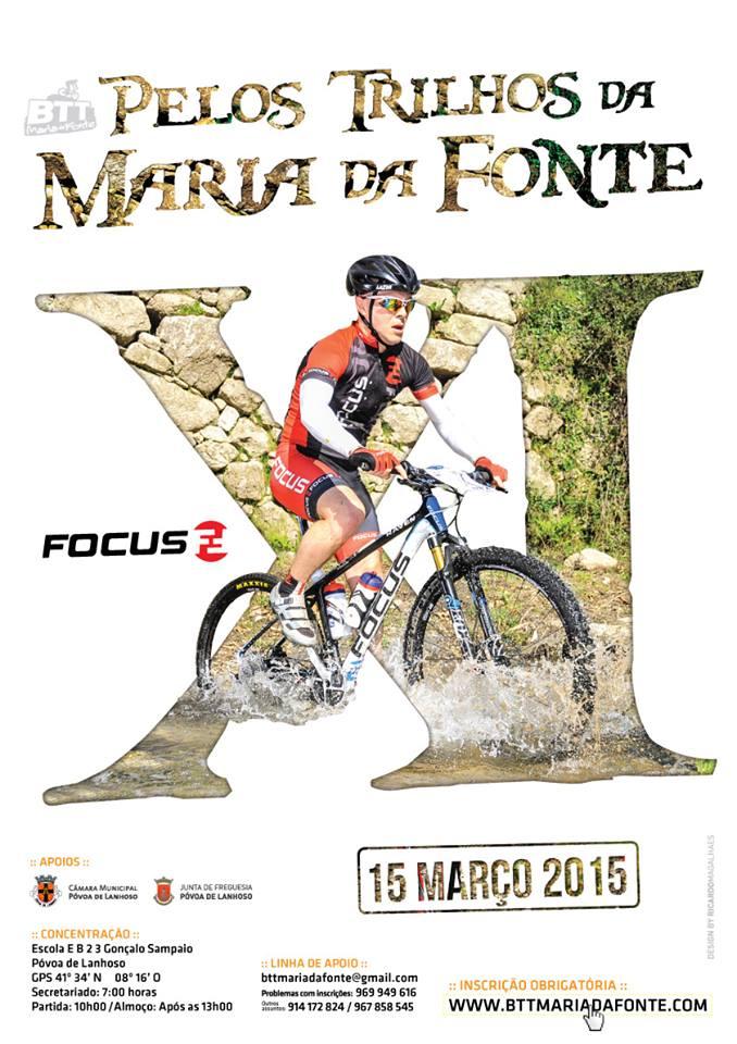Pelos Trilhos da Maria da Fonte XI – Focus Bikes