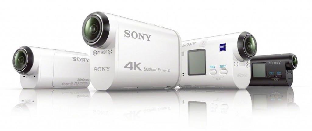Sony Action Cam FDR-X1000V 4K (1)