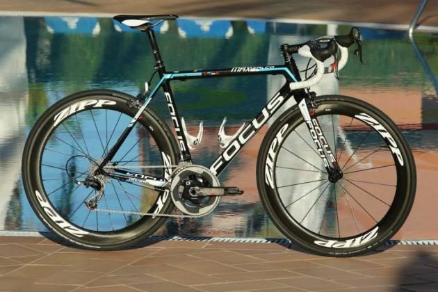 Team AG2R La Mondiale bike