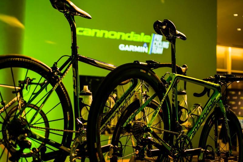 Team Cannondale-Garmin 2