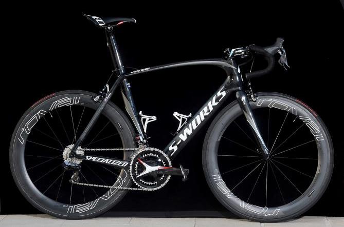 Team Etixx-Quick Step bike