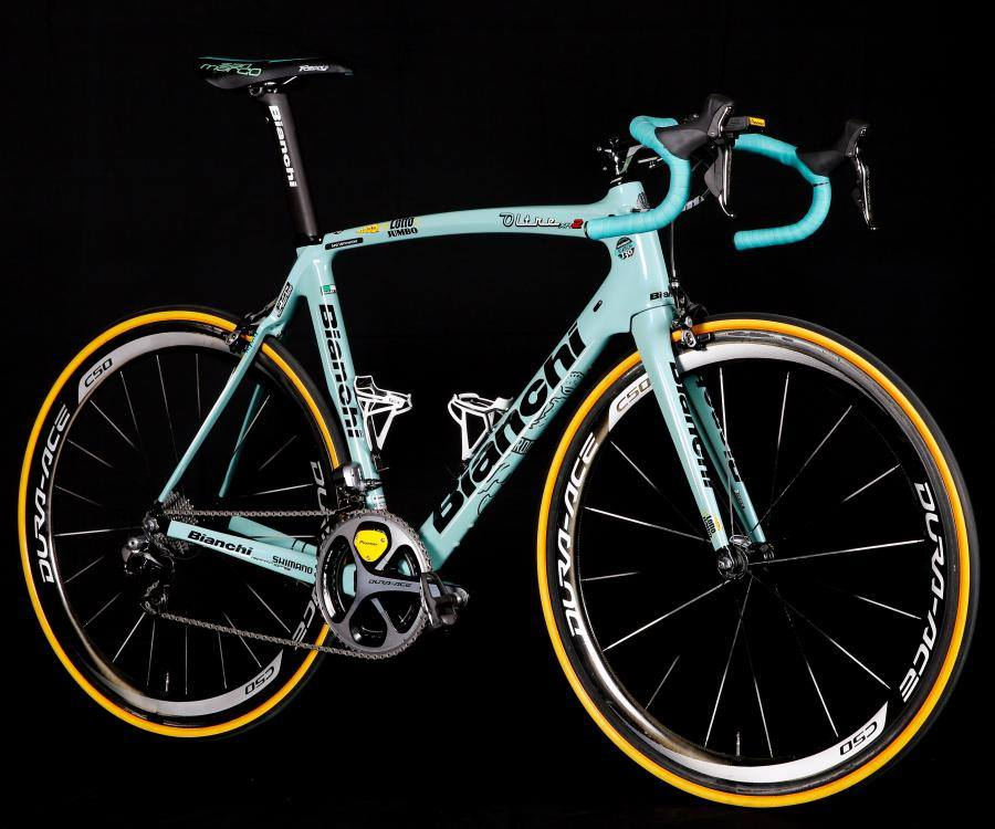 Team Lotto NL-Jumbo bike