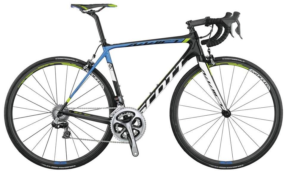 Team Orica GreenEdge bike