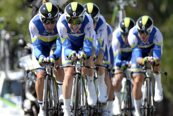Team Orica GreenEdge