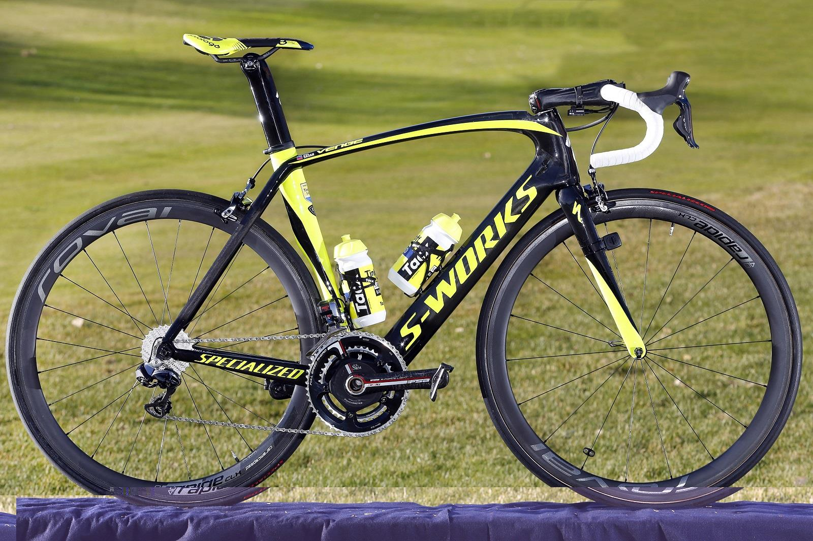 Team Tinkoff-Saxo bike