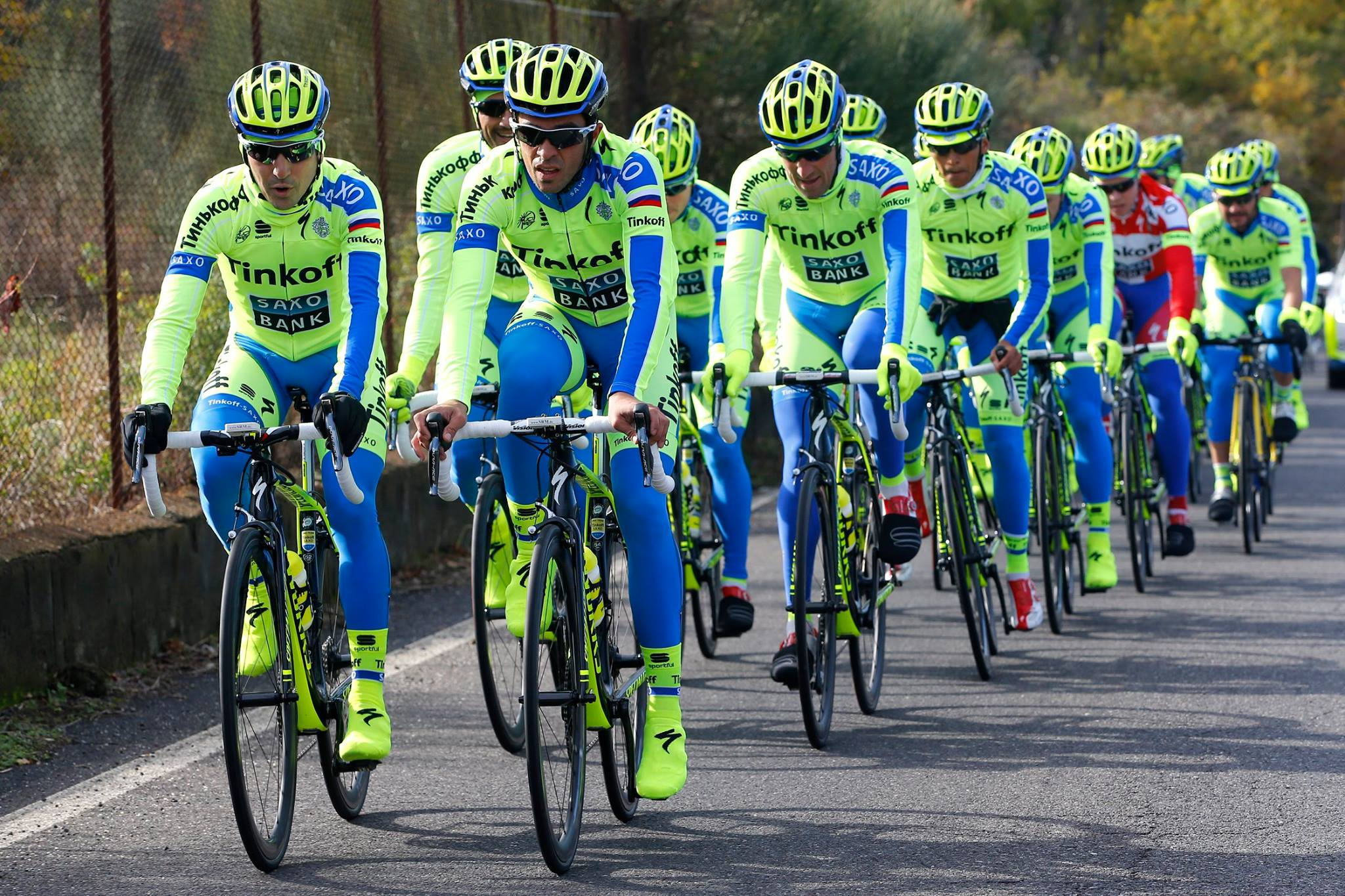 Team Tinkoff-Saxo