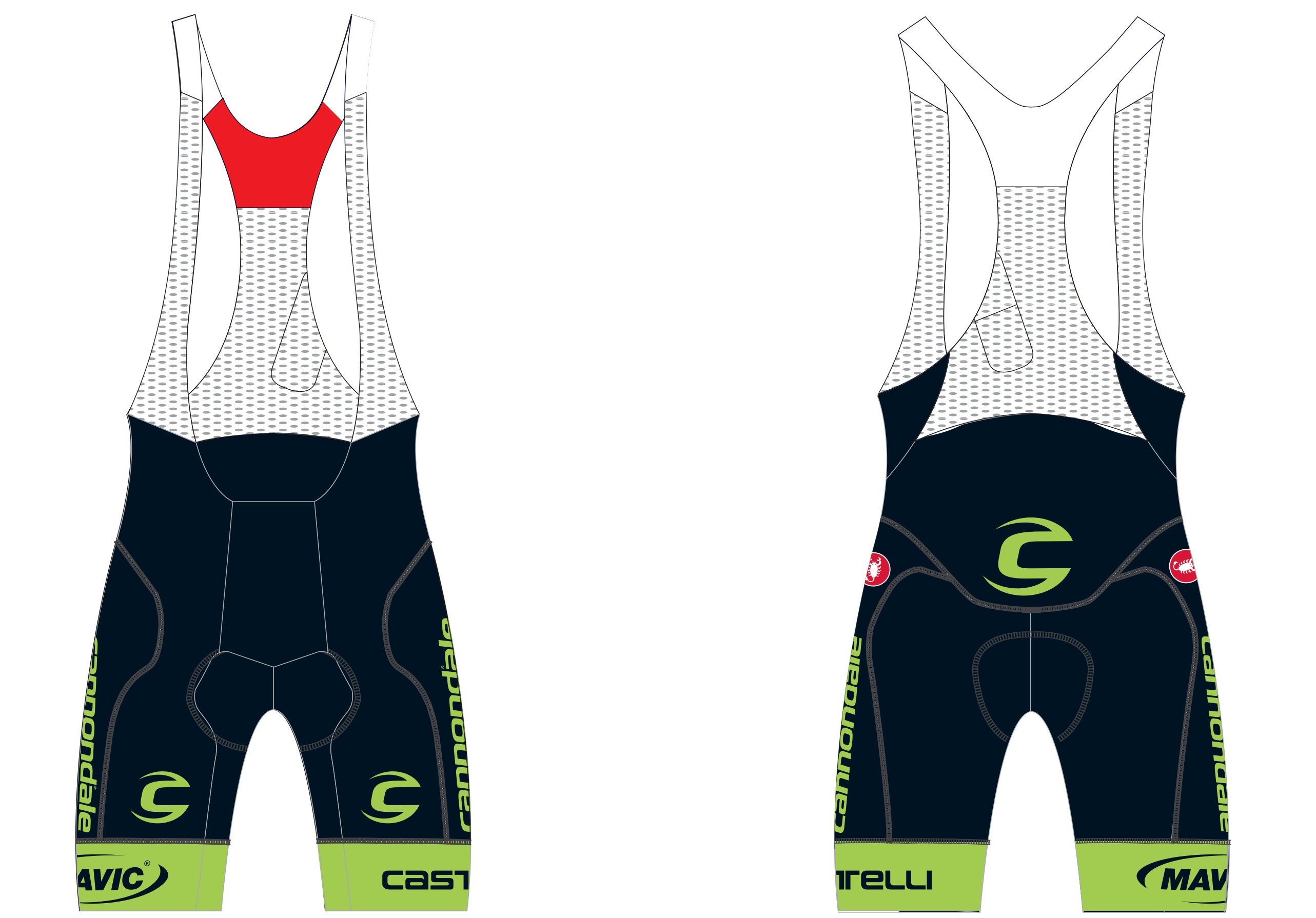 CASTELLI-Cannondale-Garmin-ProTeam-kit-
