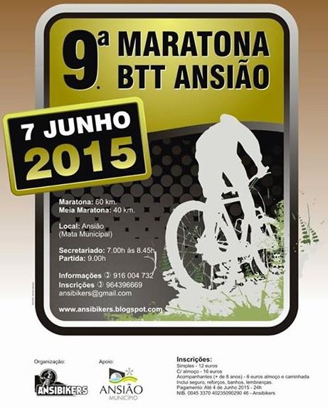 9ª Maratona BTT de Ansião