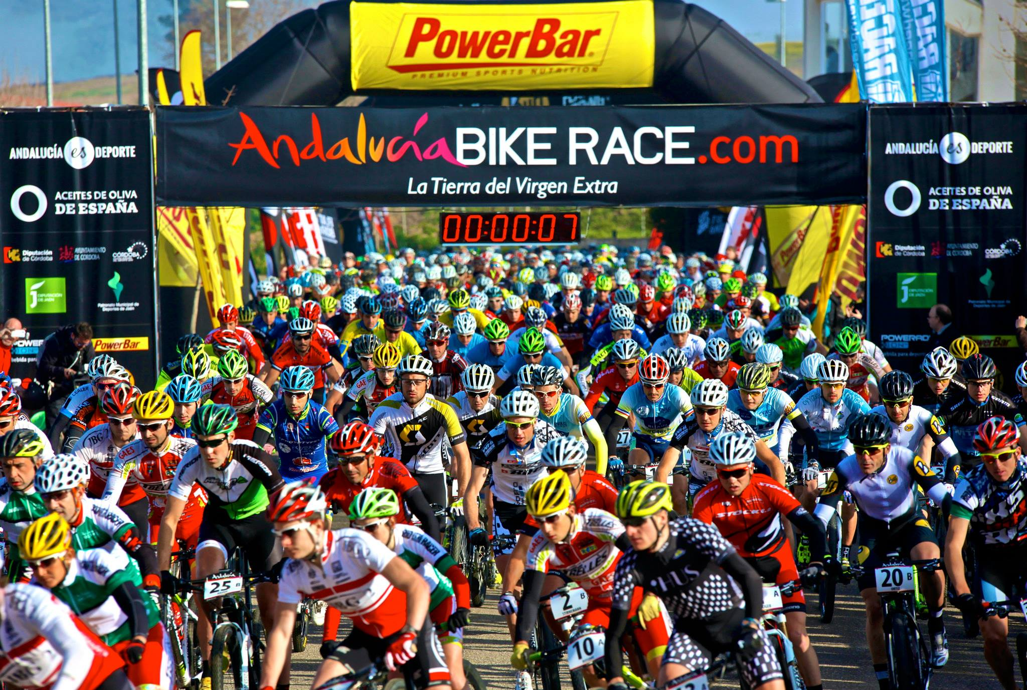 AndaluciaBikeRace PowerBar