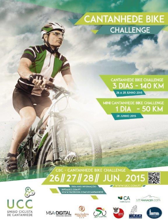 Cantanhede Bike Challenge 2015