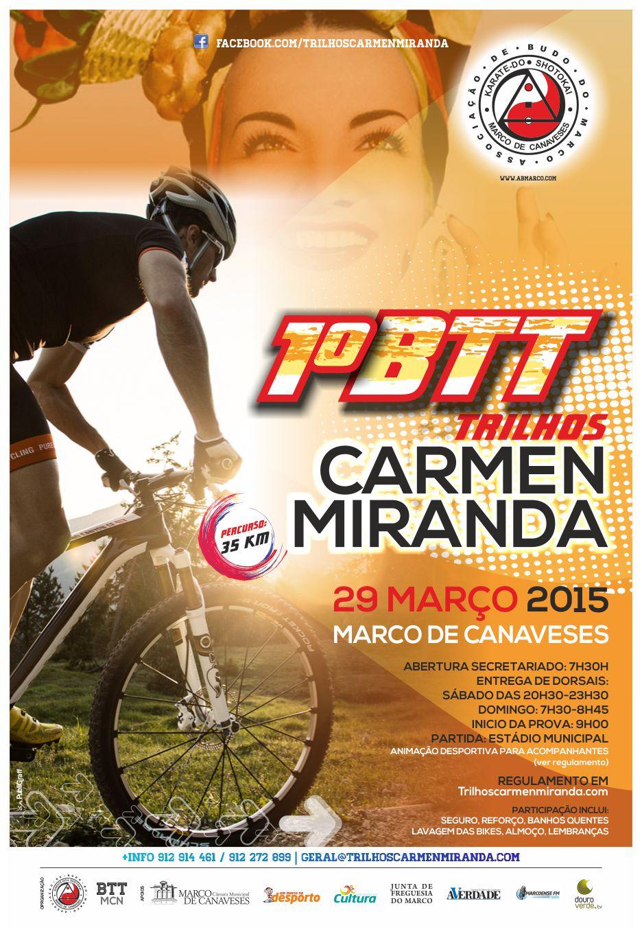 I Trilhos Carmen Miranda