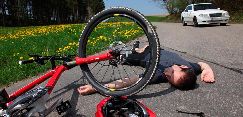 Acidentes com ciclistas