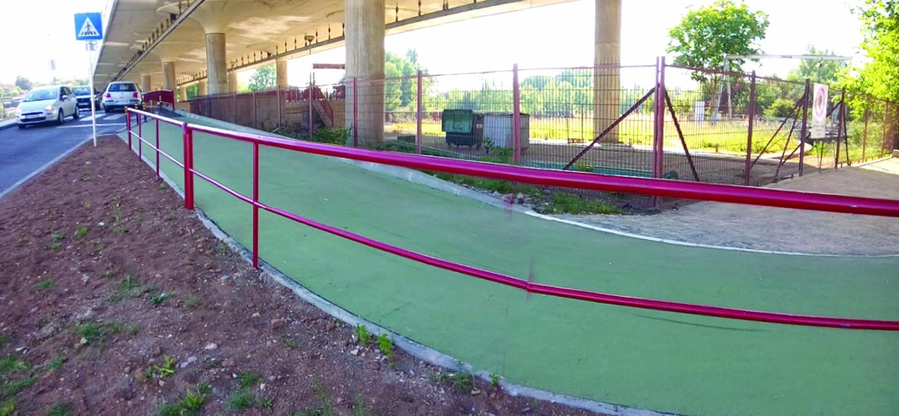 Coimbra vai construir tabuleiro ciclável na Ponte Açude