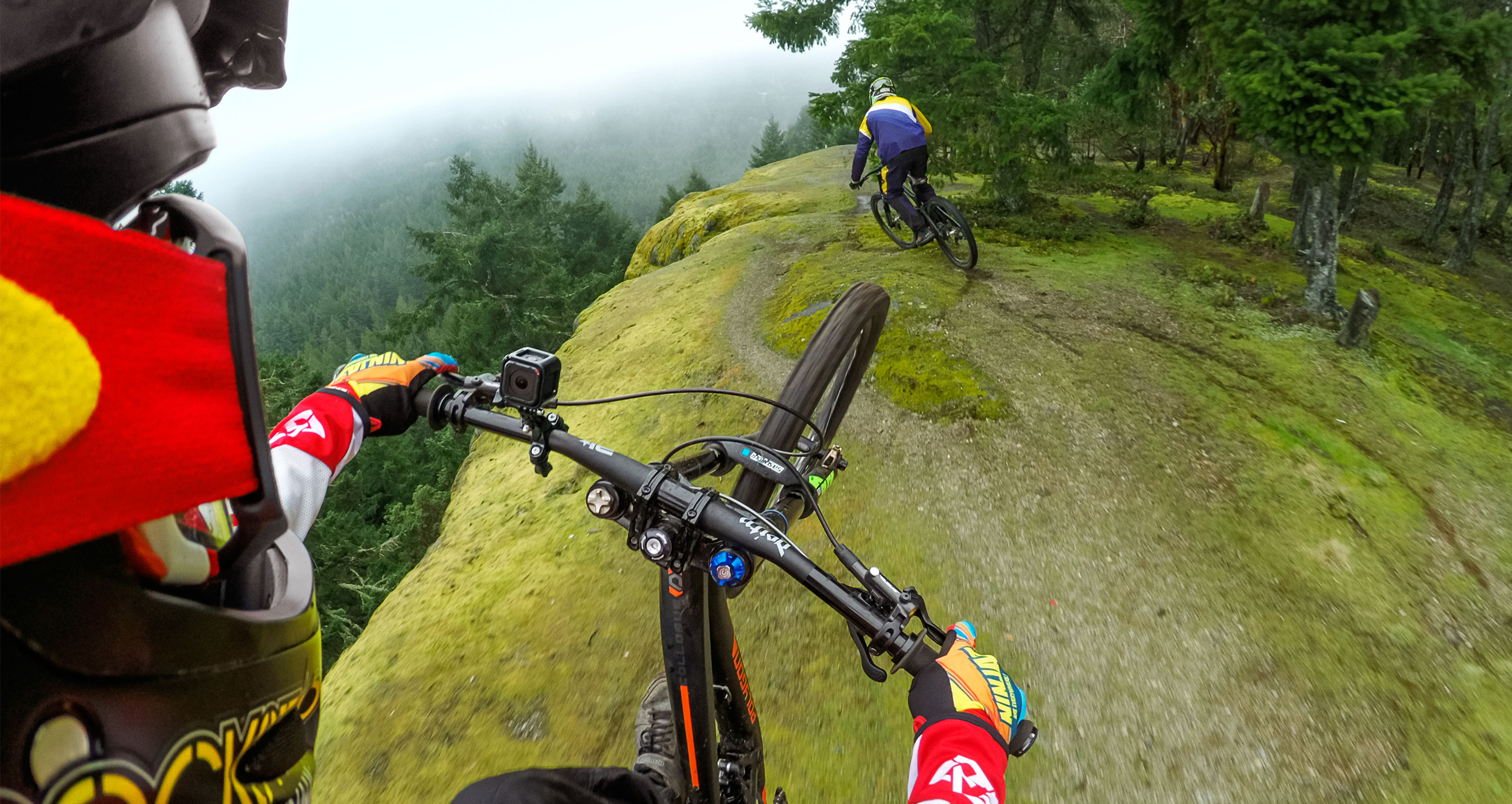 GoPro Hero4 Session bike