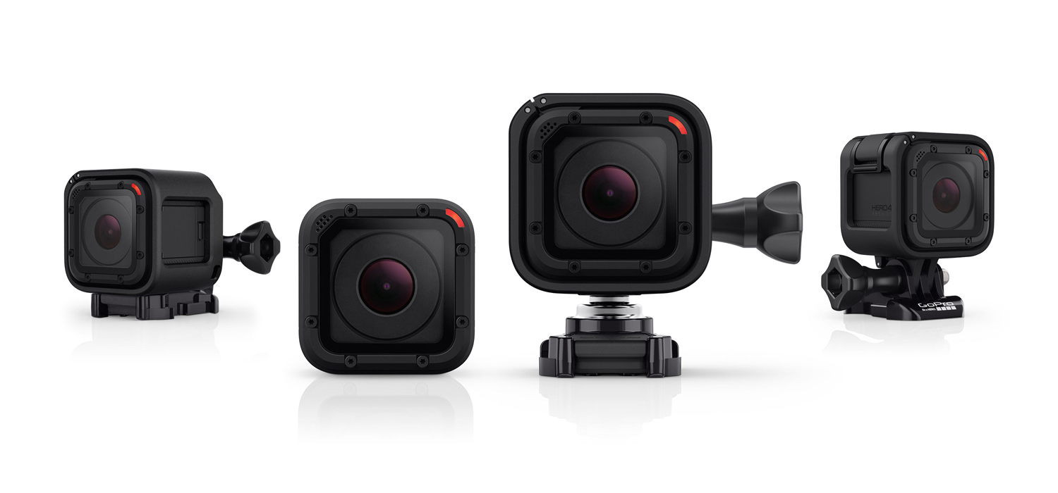 GoPro Hero4 Session family