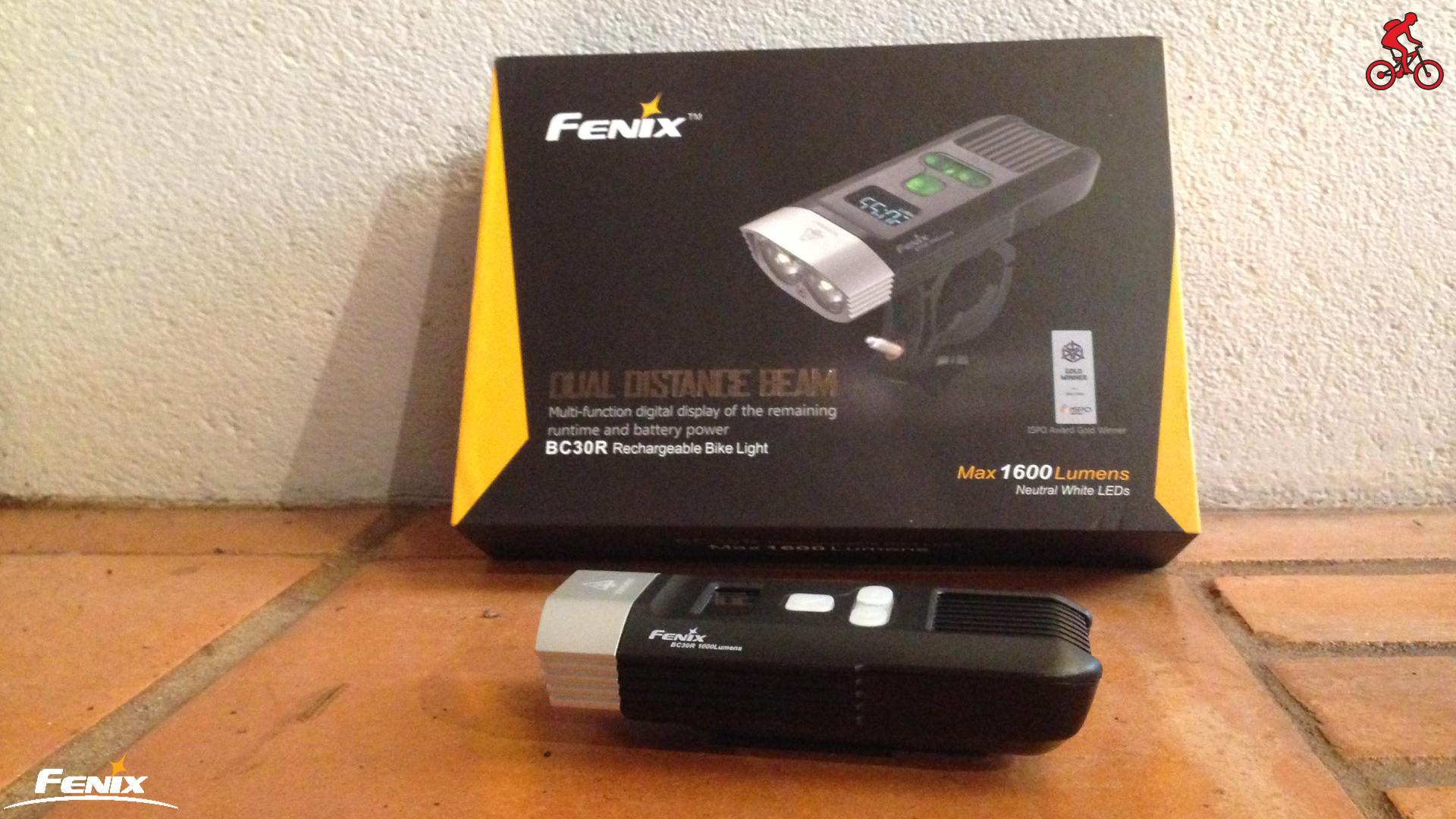 Fenix BC30R Box