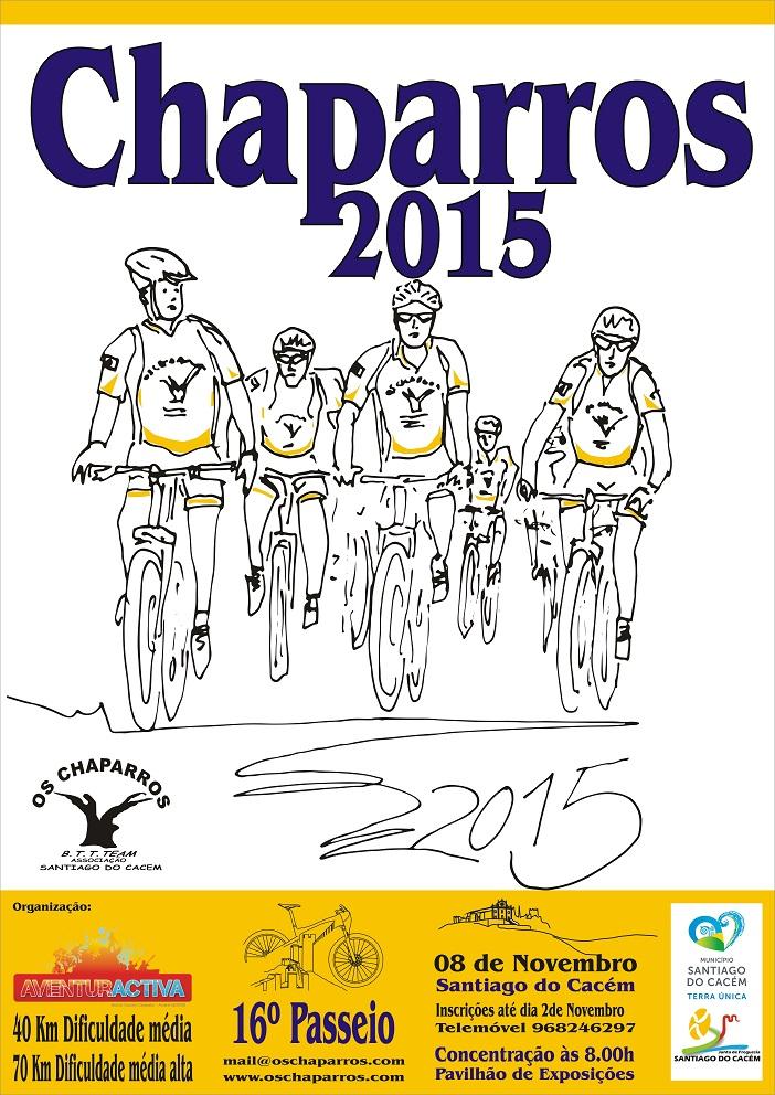 16º Passeio Chaparros 2015