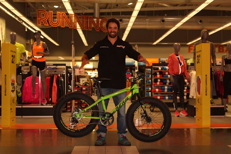 Berg Cycles Sport Zone Workshop Ciclismo Marco Fidalgo