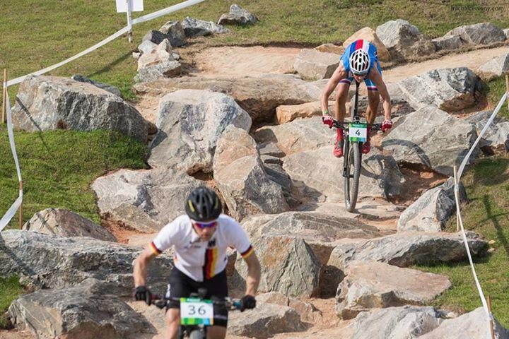Jogos Olímpicos do Rio de Janeiro 2016 MTB