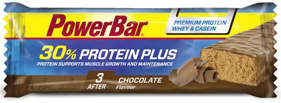 PowerBar 30 Protein Plus chocolate