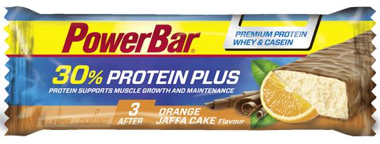 PowerBar 30 Protein Plus jaffa cake