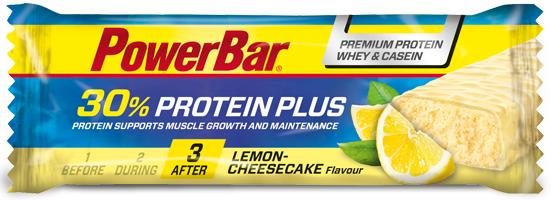PowerBar 30 Protein Plus lemon cheesecake