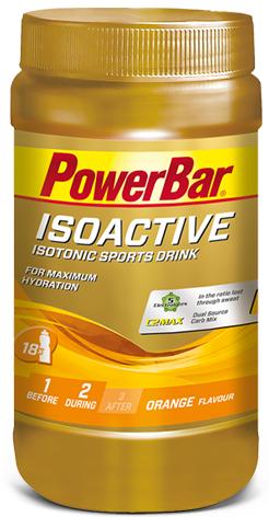 PowerBar IsoActive laranja