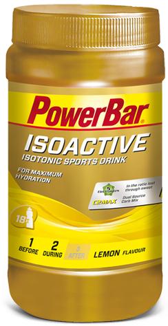 PowerBar IsoActive limão