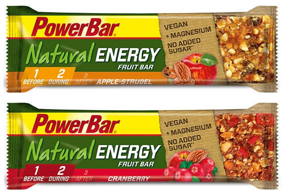 PowerBar Natural Energy Fruit & Nut