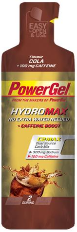 PowerBar PowerGel Hydro cola