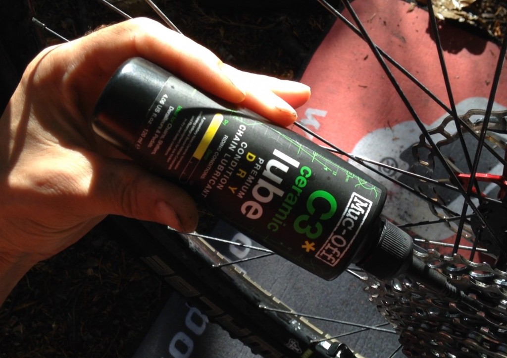 Muc-Off C3 Dry Ceramic Lube