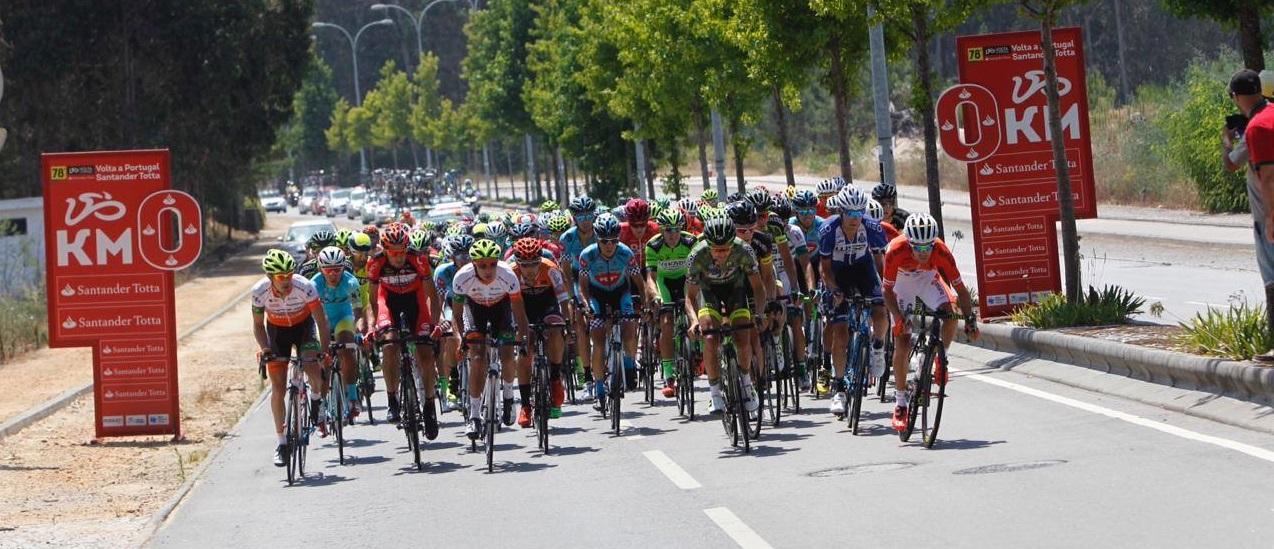 78ª Volta a Portugal Santander Totta - 1ª Etapa (1)