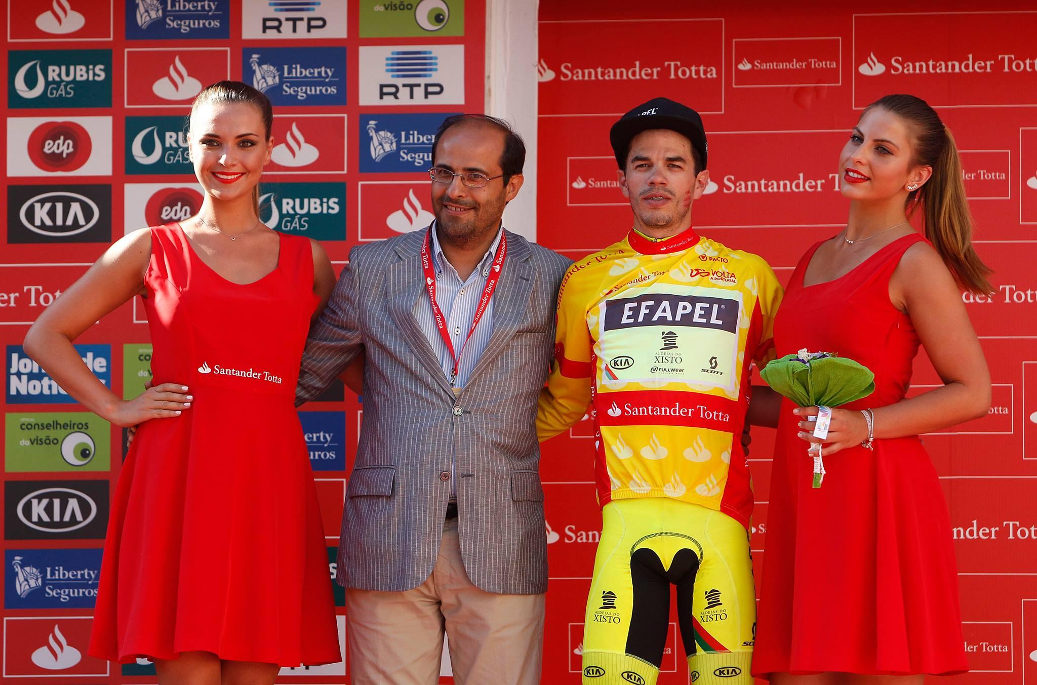 78ª Volta a Portugal Santander Totta - 1ª Etapa (4) Daniel Mestre