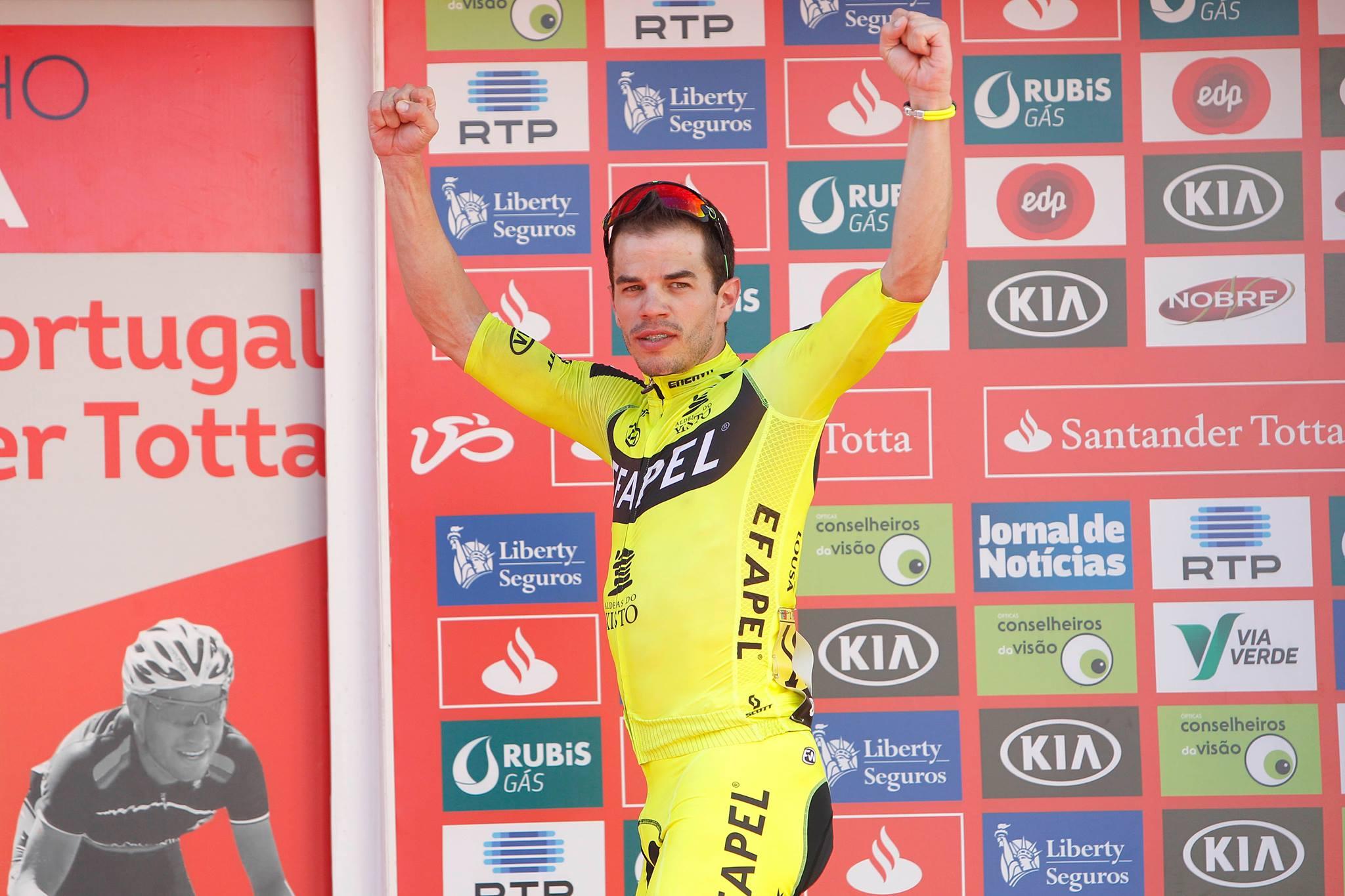 Daniel Mestre 78ª Volta a Portugal Santander Totta - 1ª Etapa (3)