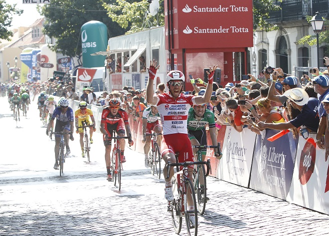Francesco Gavazzi vence em Fafe 1