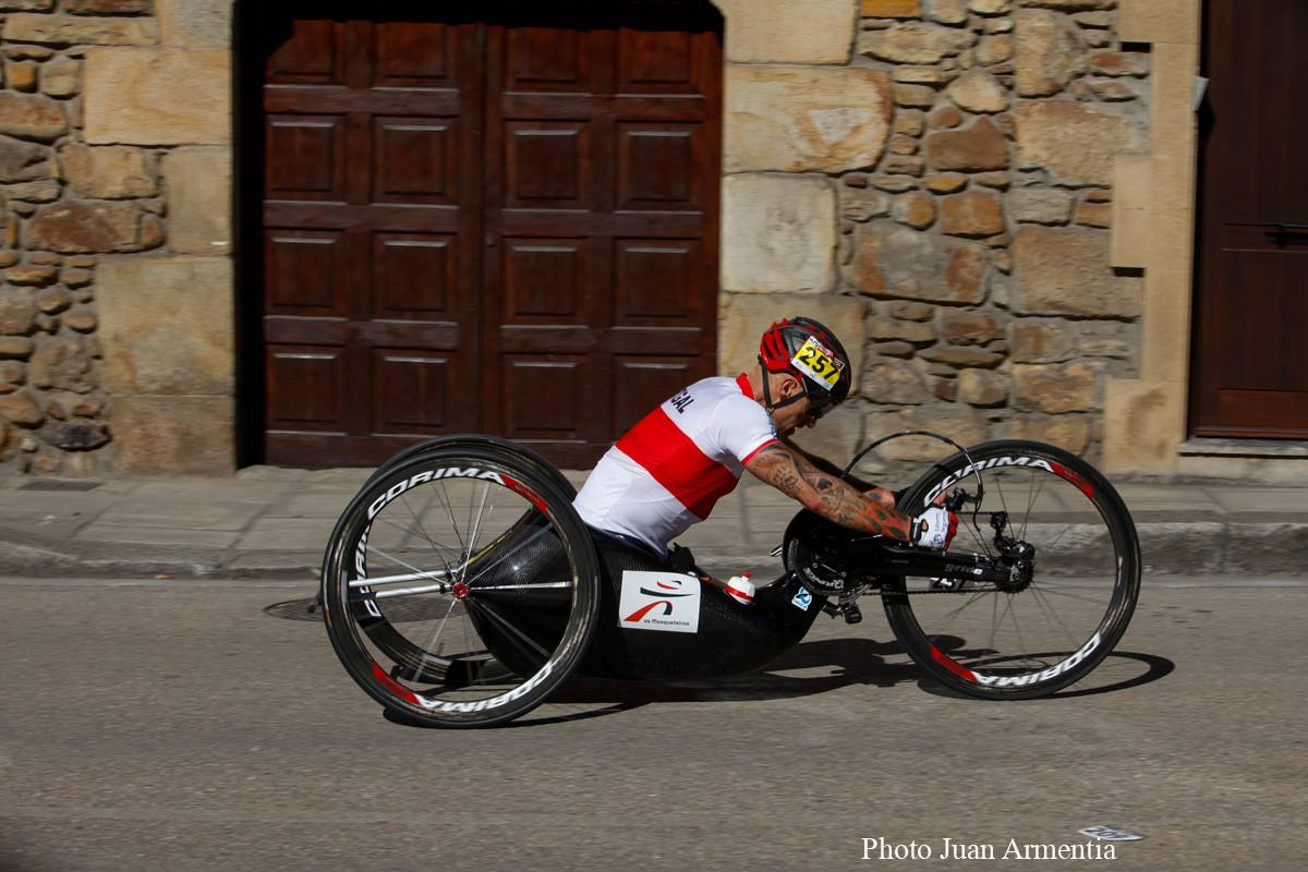 Luis Costa - Paraciclista